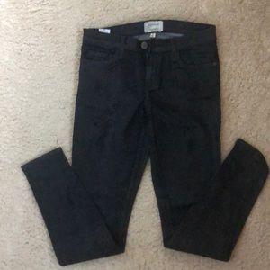 Current Elliott Cheville ankle Skinny Jeans